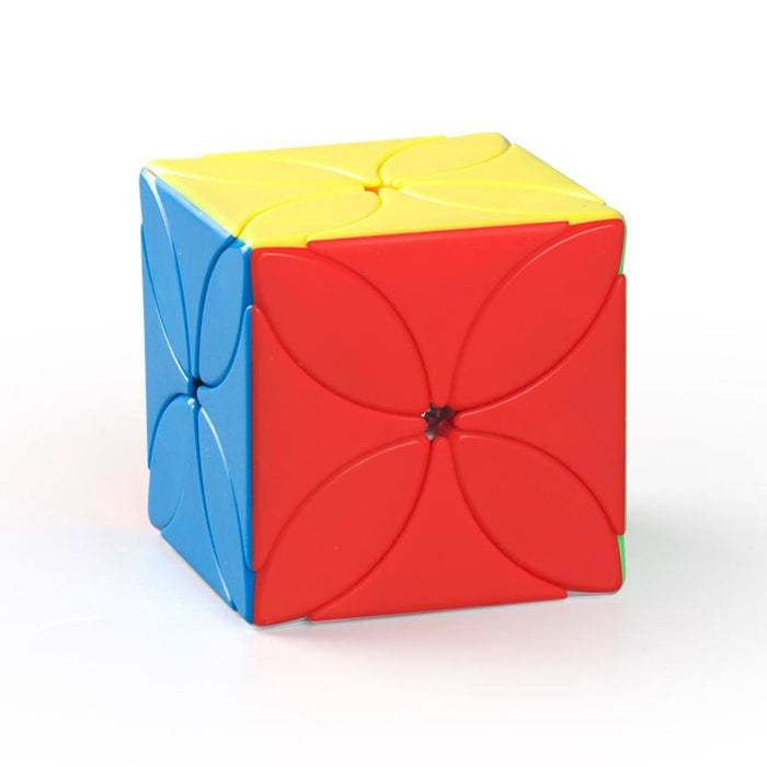 Moyu 4-Leaf Clover Cube Puzzle Stickerless