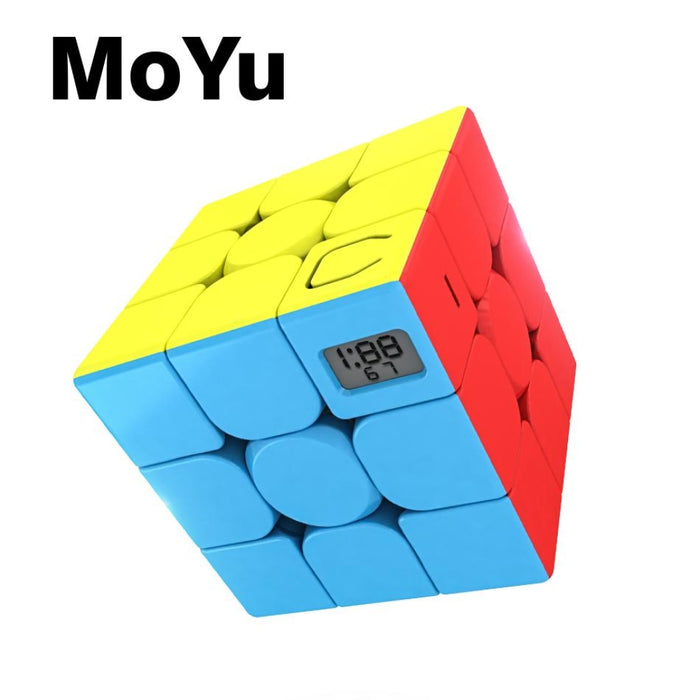 Moyu Meilong  MEILONGTIMER CUBE  3X3 55.5mm3
