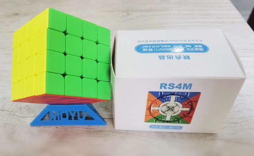 Moyu RS4M 2020 Magnetic Speed Cube 4X4