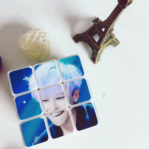 Moyustore Customized 3x3 Cube 57mm  - PET Paster Sticker