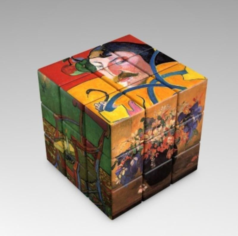 MoYustore Customize the Rubik's Cube 3x3x3 DIY Design