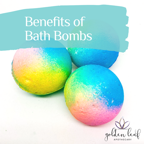 Bath Bombs: So Much More Than a Good Fizz.