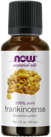 100% Pure Frankincense Essential Oil