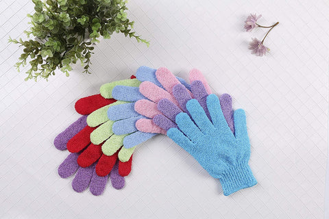 Exfoliating Spa Mitts