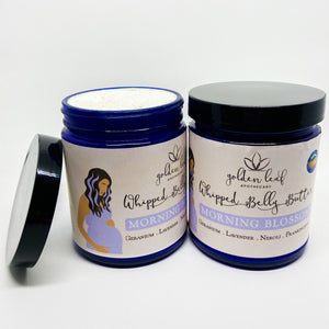Whipped Belly Butter