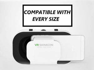 VR SHINECON HEADSET FOR CELLPHONES BY CASGRE®️