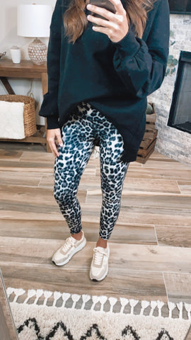 BUTTER SOFT LEOPARD LEGGINGS