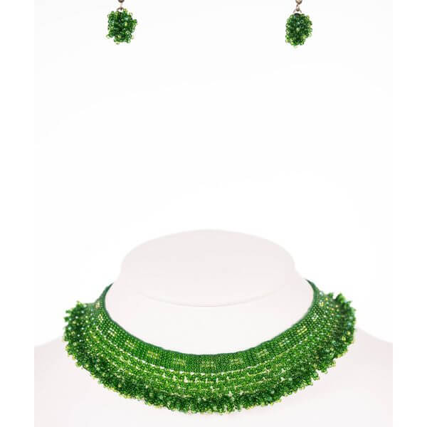 Greeanshor Necklace Set