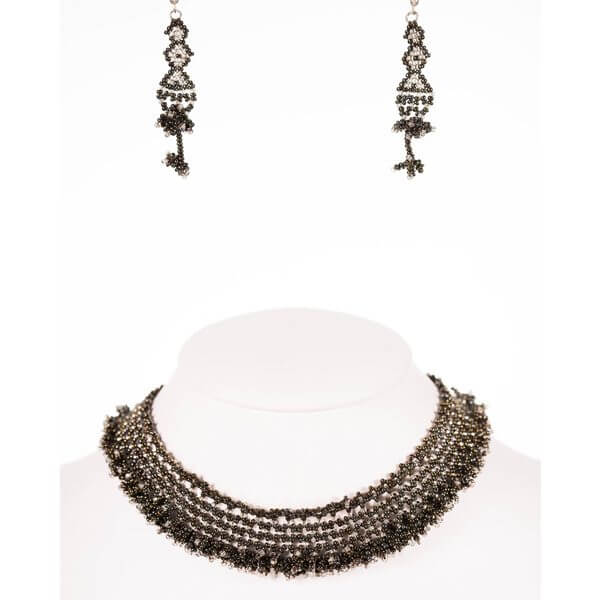 Gregreanshor Necklace Set