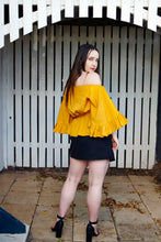 Load image into Gallery viewer, Jenna Honey Yellow Top