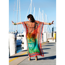 Load image into Gallery viewer, Veaneeze Long Kaftan