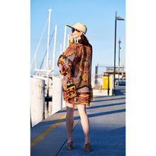 Load image into Gallery viewer, Junglely Short Kaftan