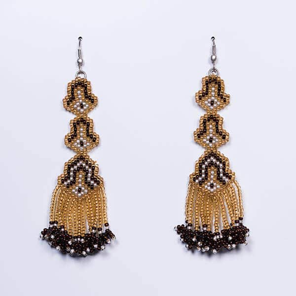 Libro Earrings
