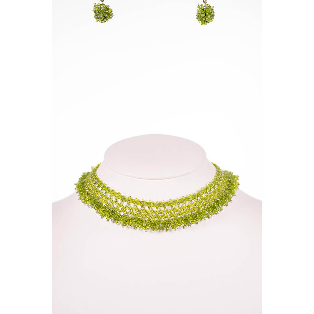 Limgreanshor Necklace Set