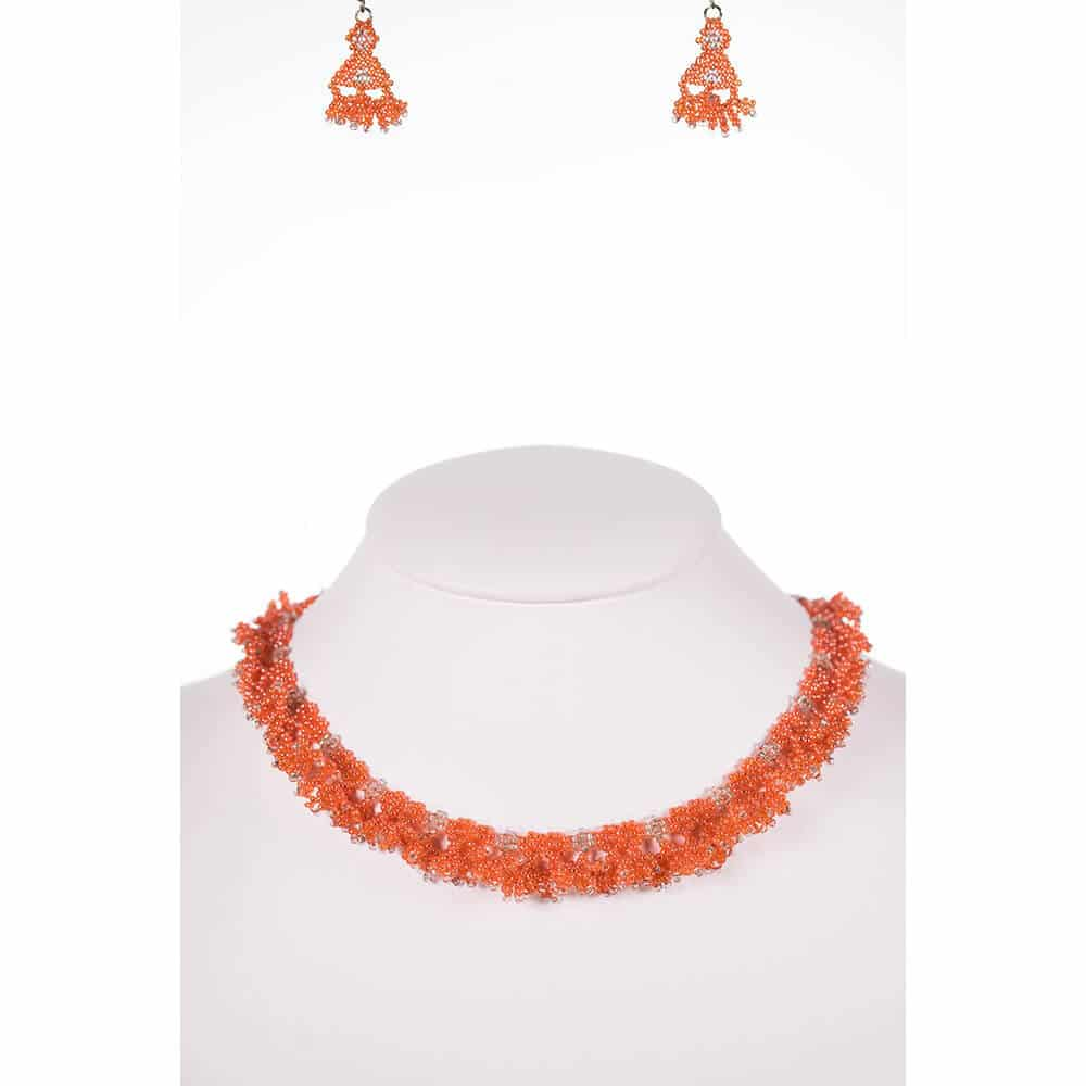 Oranoanshor Necklace Set