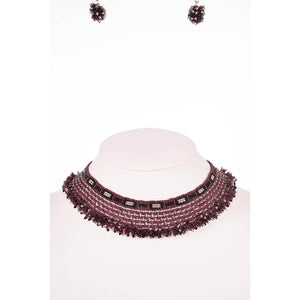 Purpanshor Necklace Set