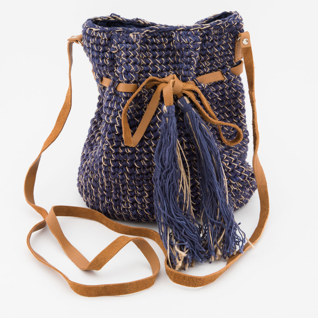 CottonBlu  Crossbody Hobo Bag