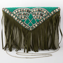 Load image into Gallery viewer, Breabe Beaded Envelope Sling Bag