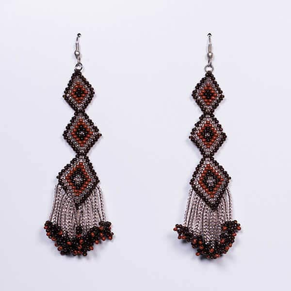 Darkbroclea Earrings