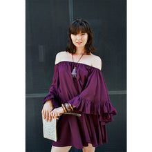 Load image into Gallery viewer, Jenna Dress - Wild Berry