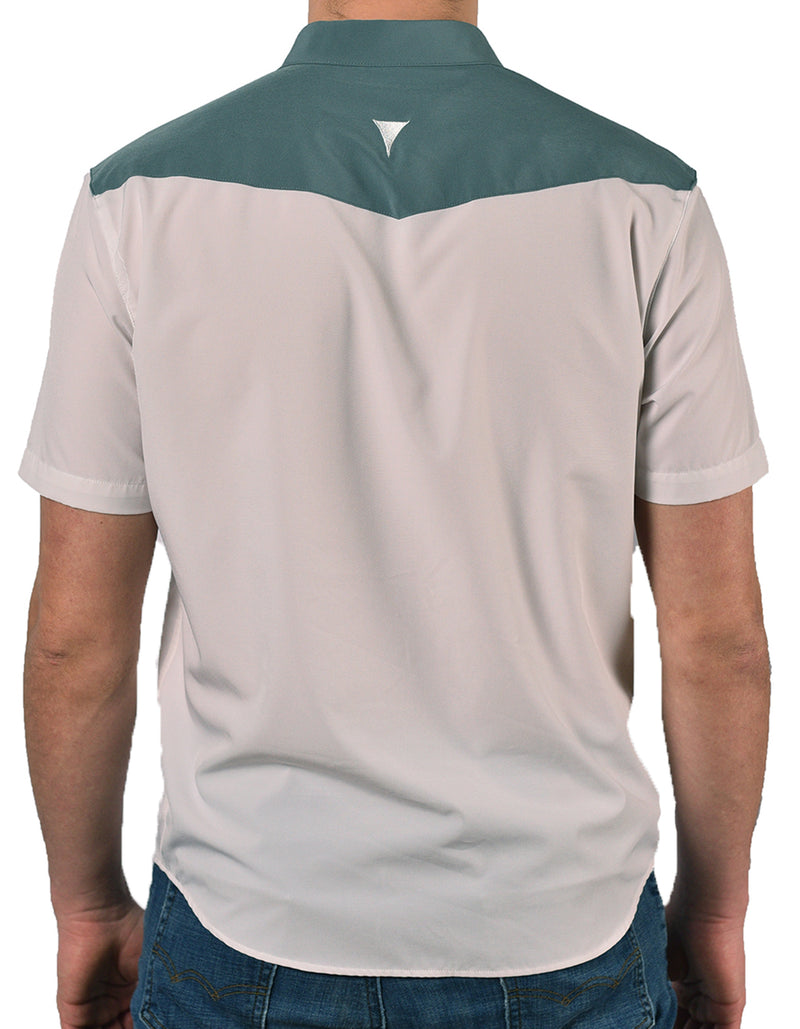 "Short Sleeve ""Point"" Button-Up (6-Pack Bundle)"