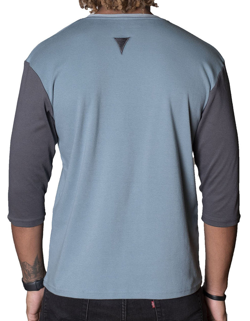 ¾ Sleeve Crew Collar (6-Pack Bundle)