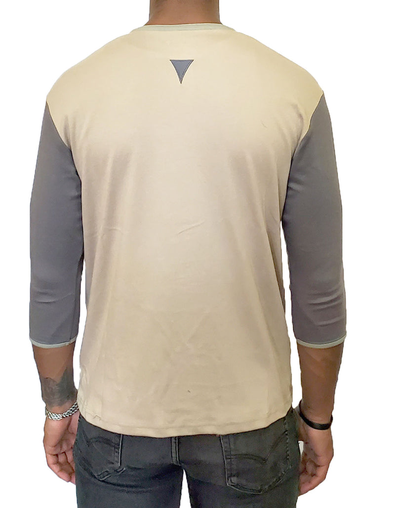 ¾ Sleeve Henley (6-Pack Bundle)