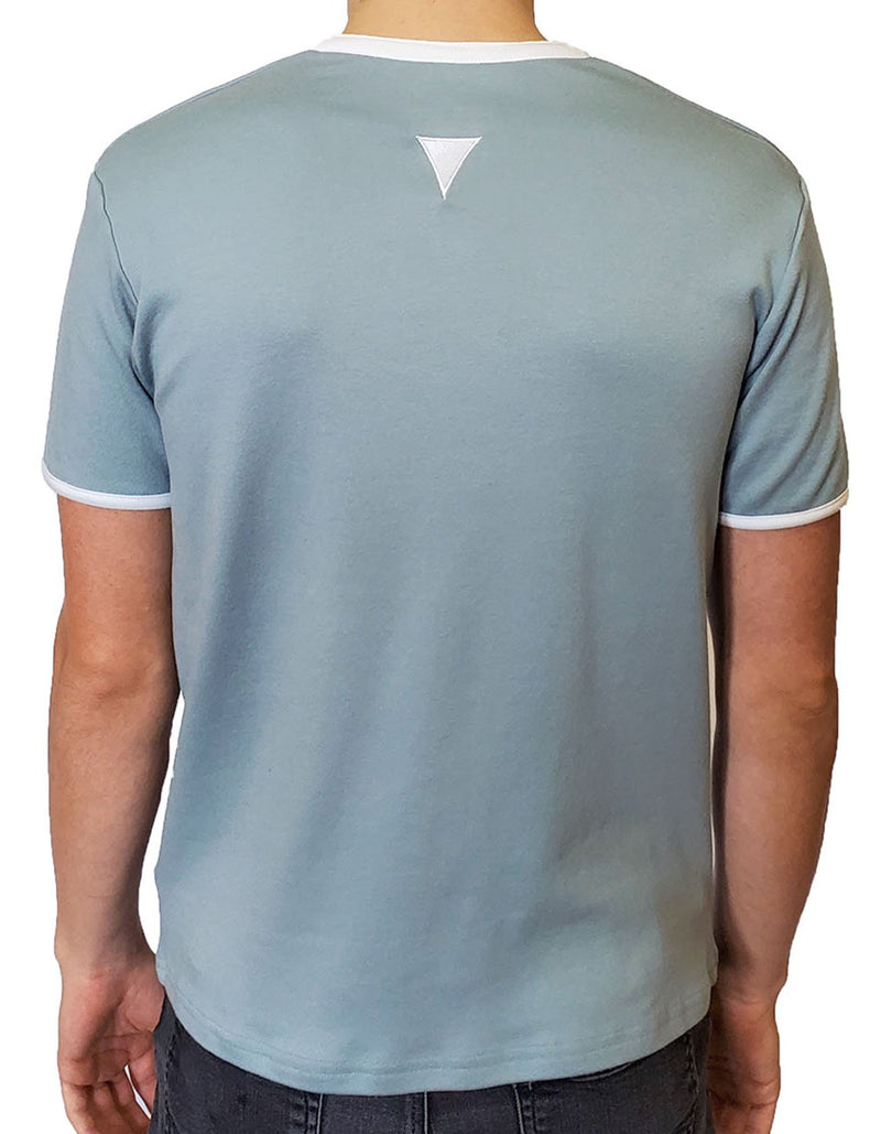 Short Sleeve Slit Collar (6-Pack Bundle)