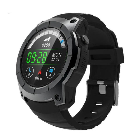 Katchee Black OGEDA S958 GPS Smart Multi Watch