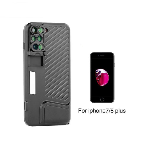 Katchee ETTA 6 in 1 Multi-functional Phone Lens Cover