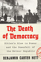 The Death of Democracy book cover