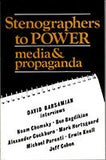 Stenographers to Power book cover