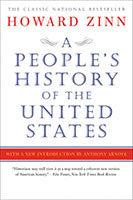 A People's History of the United States, 1492-Present (BOOK) book cover