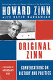 Original Zinn: Conversations on History and Politics book cover