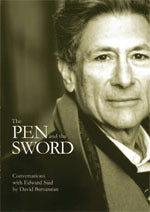 The Pen and the Sword: Conversations with Edward Said book cover