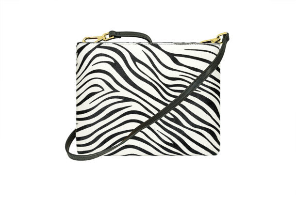 Zebra Print Hero Bag