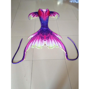 Fantastic Purple, Pink and White Swimmable Mermaid  Tails for Adults Women with Monofin
