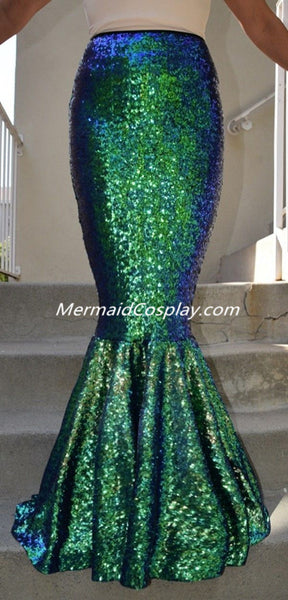 Sexy Long Mermaid Skirts for Women Custom-made Size