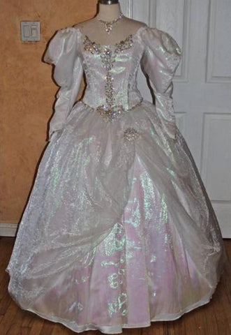 Sarah Labyrinth Costume, Sarah from Labyrinth Costume, Sarah Williams Labyrinth Dress