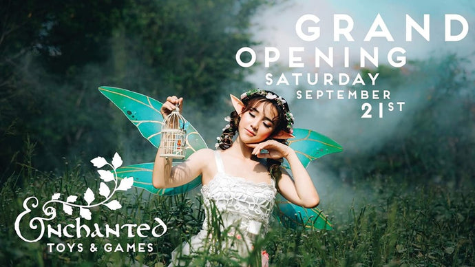 See you at our Grand Opening on September 21st!