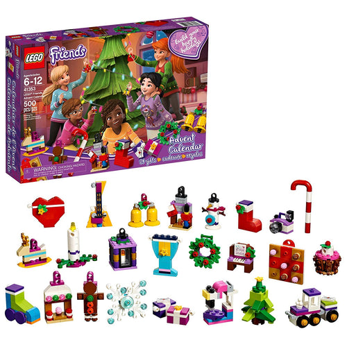 LEGO Friends - Friends Advent Calendar (2018 retired edition)