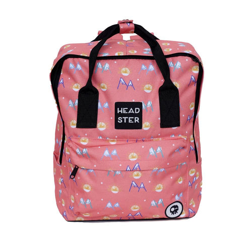 Backpack - Mountain - Pink