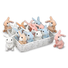 Load image into Gallery viewer, Baby Bunny Hops - plush