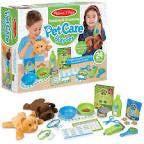 Pet Care Feeding & Grooming Play Set