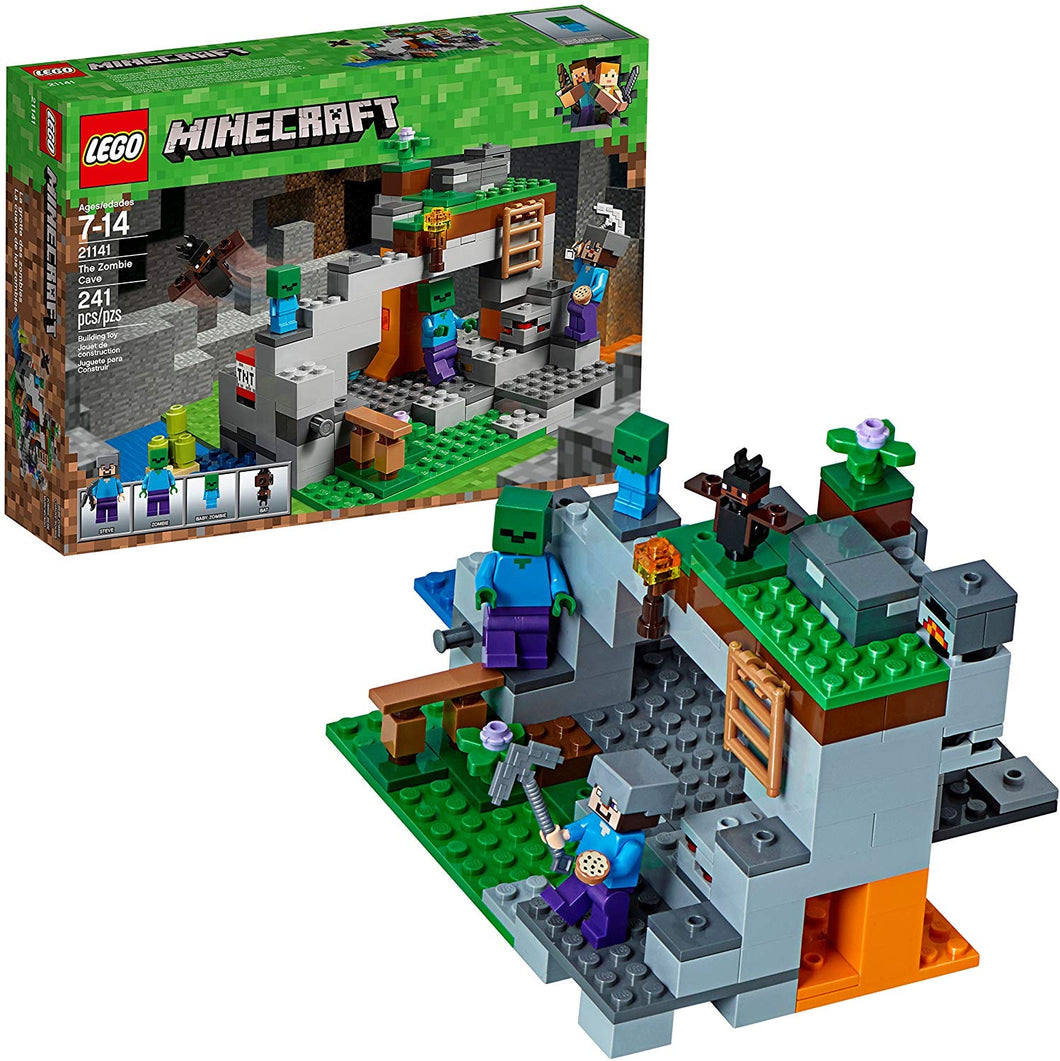 LEGO Minecraft - The Zombie Cave