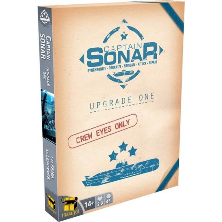 Captain Sonar - Upgrade One - Expansion