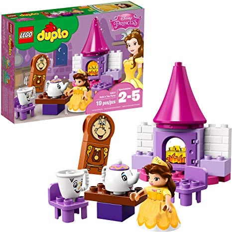 Duplo Disney - Belle's tea party