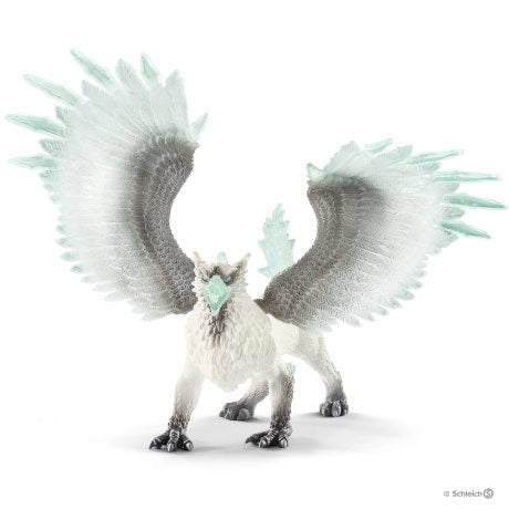 Eldrador Creatures - Ice Griffin