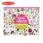 Sticker Pad - Collection Book - Pink