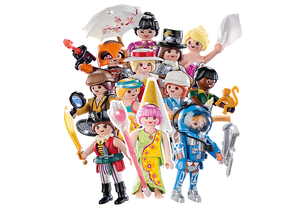 Series 16 - Playmobil Figurines - Girl